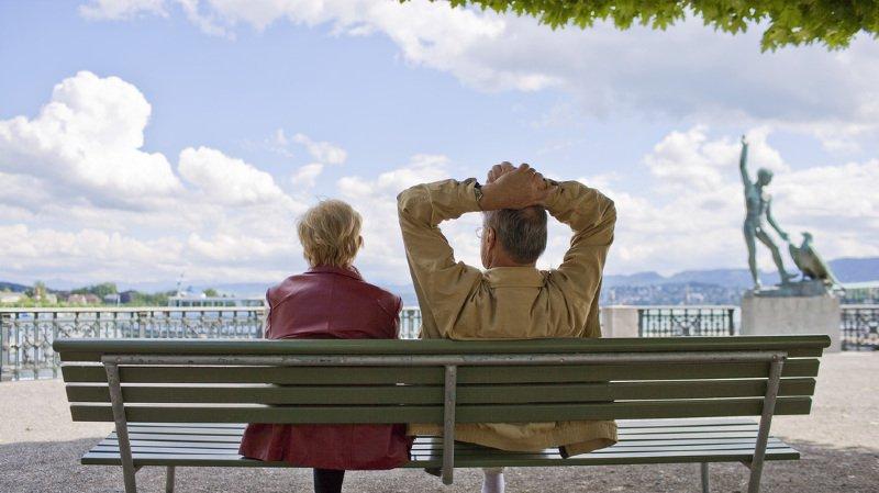Femmes et hommes partiront à la retraite en même temps.