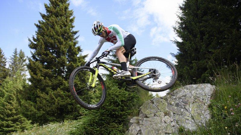 VTT: 29e succès CDM pour le Grison Nino Schurter