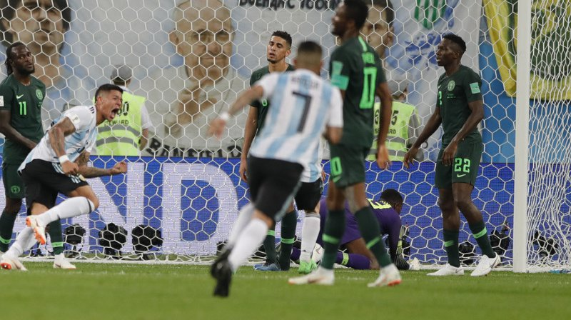 A l'image de celui marqué par Marcos Rojo contre le Nigeria, un grand nombre de buts ont été inscrits à la fin du match dans ce Mondial.