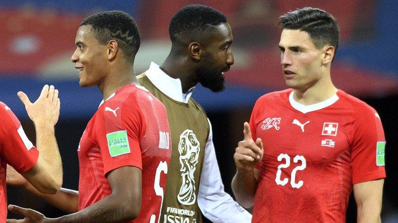 Coupe du monde 2018: les suspensions de Lichtsteiner et Schär, un mal pour un bien?