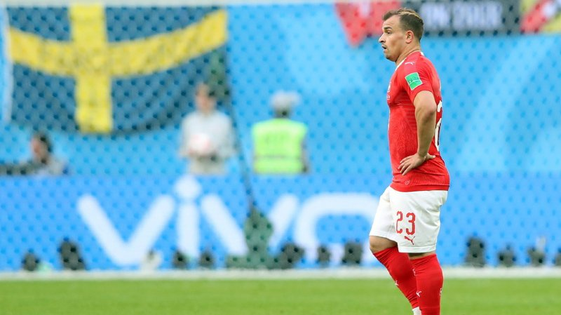 Shaqiri est la troisième recrue estivale de Liverpool, après le Brésilien Fabinho (Monaco) et le Guinéen Nabil Keita (RB Leipzig).