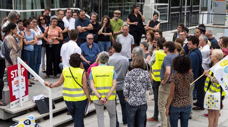 Fin du Matin papier: la grève chez Tamedia reste suspendue, un ultimatum est fixé au 3 septembre