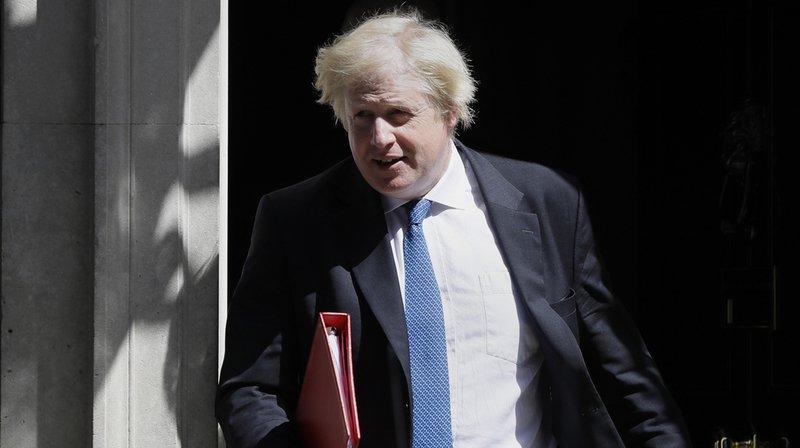 Royaume Uni - Brexit: le ministre des Affaires étrangères Boris Johnson démissionne, Jérémy Hunt le remplace