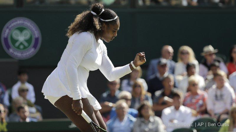 Tennis - Wimbledon: Serena Williams en finale face à Angelique Kerber pour une 24e titre en Grand Chelem