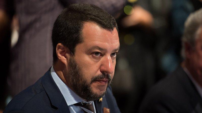 Crise migratoire: Rome met la pression sur l'UE et obtient un partage de la France et de Malte