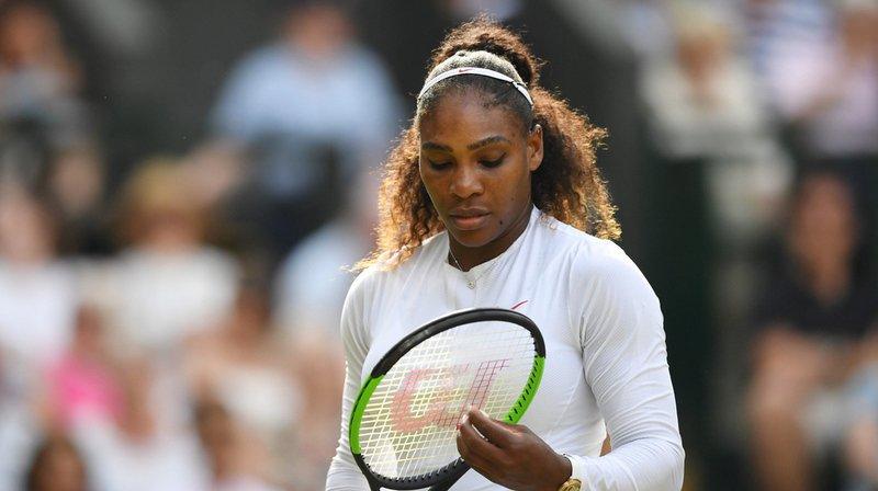 Tennis - Wimbledon: pas de record pour Serena Williams, battue en finale par l'Allemande Angelique Kerber