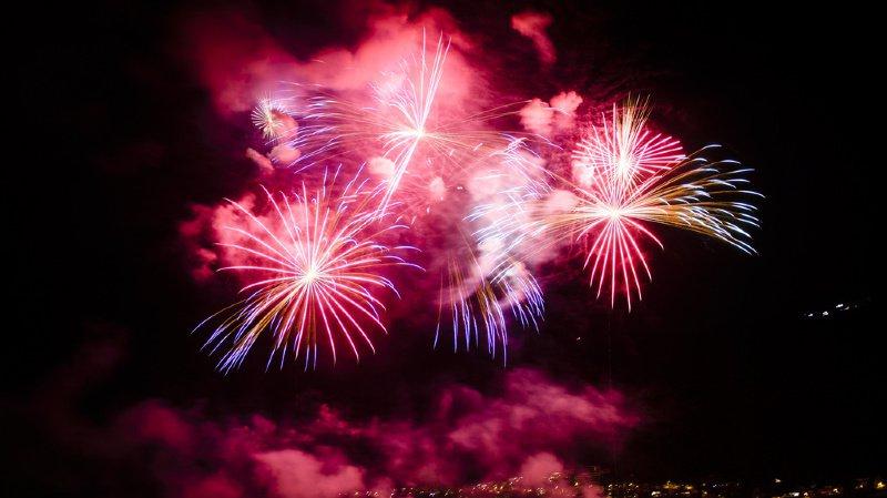 Fête nationale: fortes restrictions pour les feux d'artifice le 1er Août