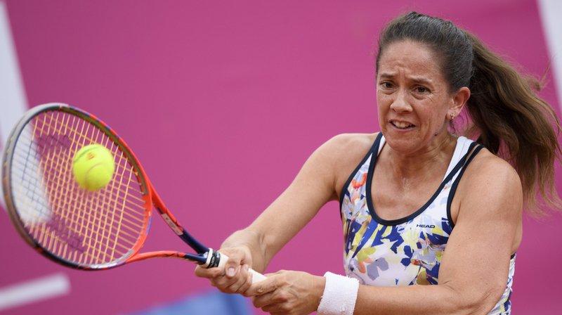 Tennis - Gstaad: Golubic, Perrin et Schnyder éliminées en huitième de finale