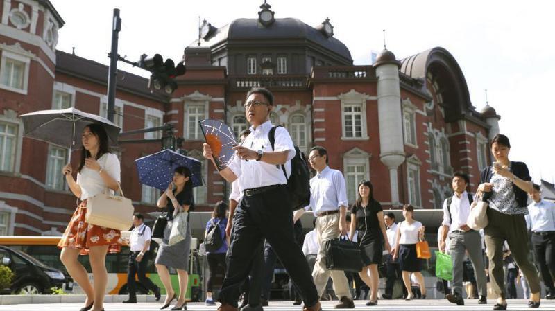 Japon: une vague de chaleur fait 80 morts