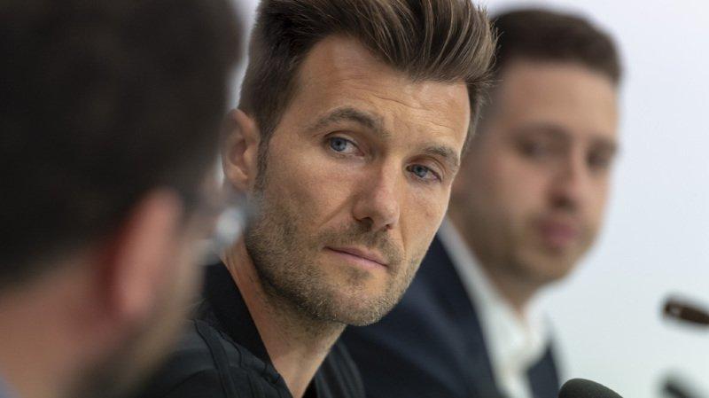 Football: le FC Bâle se sépare de son entraîneur Raphaël Wicky