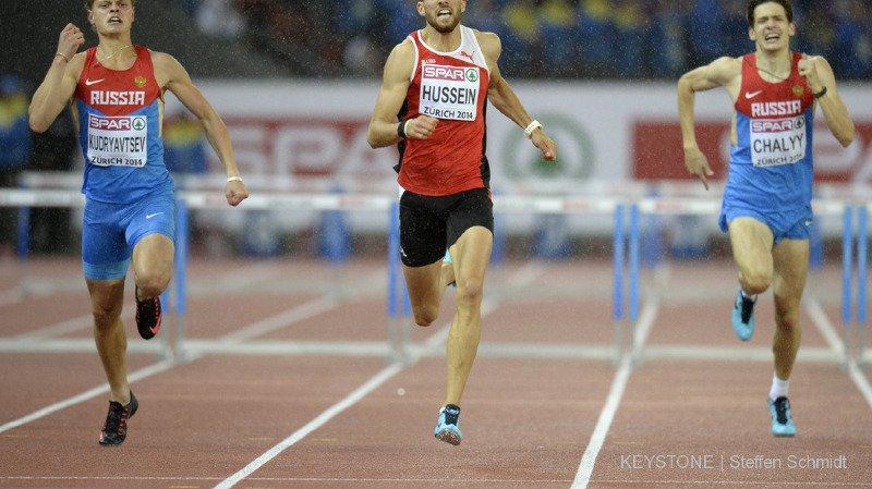 Athlétisme: blessé, Kariem Hussein, champion d'Europe en 2014, doit mettre un terme à sa saison