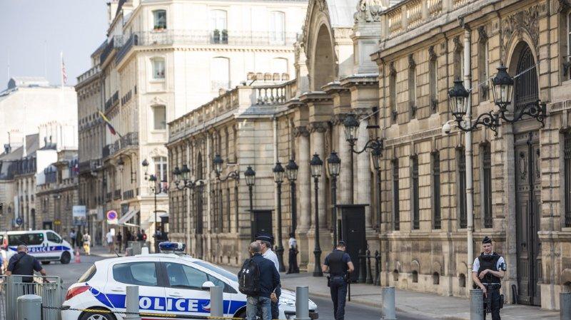 France: le bureau d'Alexandre Benalla à l'Elysée perquisitionné