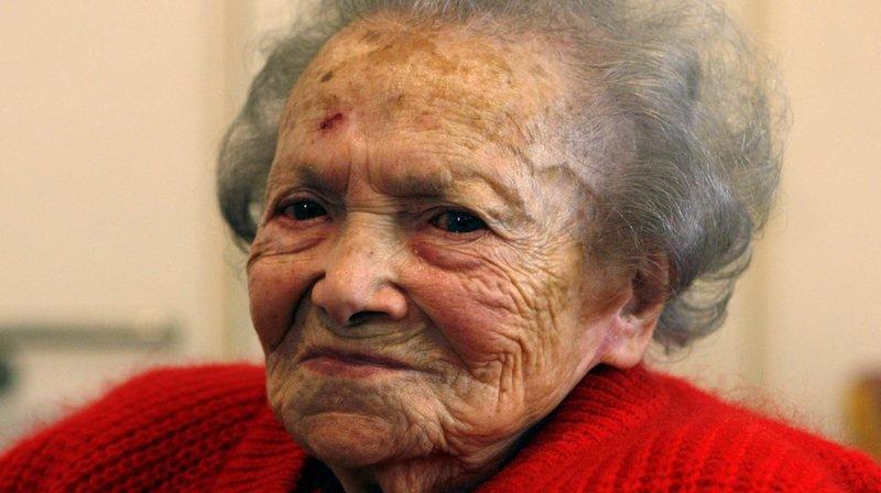 Rosa Rein, était la doyenne Suisse. Elle est décédée en février 2010, à l'âge de 112 ans.