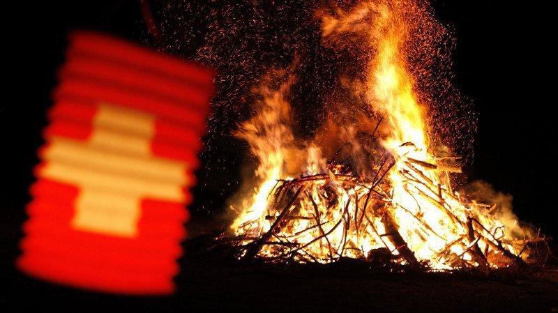 Fête nationale: hérissons, serpents ou salamandres victimes des feux du 1er août