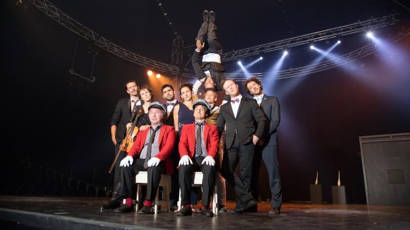 Cuche et Barbezat font leur cirque en Valais