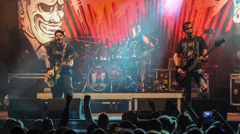 Une tendance punk-rock bien aimée des fidèles de Parabôle