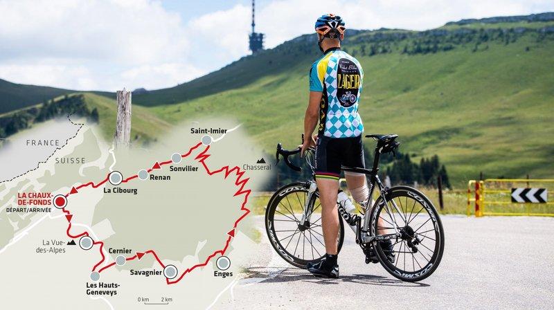 Nos balades coup de coeur: Au sommet des cols, la beauté brute du vélo