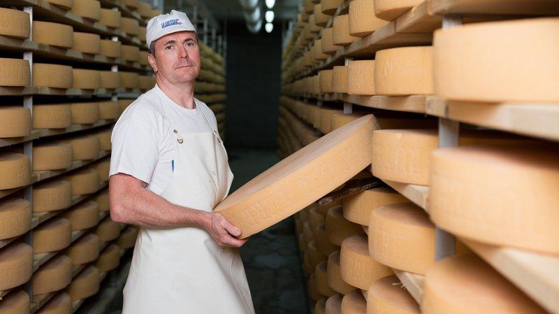 Rencontre avec le meilleur fromager neuchâtelois