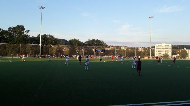 Neuchâtel Xamax FCS a brillé face au Lausanne-Sport en amical.