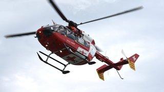 Grave accident aux Hauts-Geneveys: un automobiliste a percuté un arbre