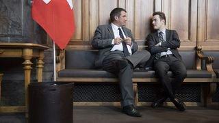 Le sénateur neuchâtelois Raphaël Comte s'explique