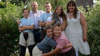 Boudry: portrait de la famille Tissot, passionnée de lutte
