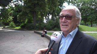 Visite d'Hassan Rohani: questions à Philippe Welti, ex-ambassadeur de Suisse en Iran
