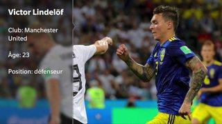 Portrait de l'équipe de Suède