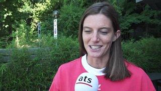 Athletissima: Lea Sprunger et Julien Wanders livrent leurs attentes