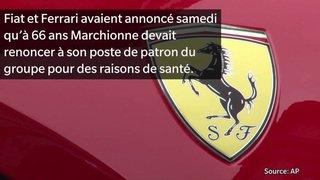 Sergio Marchionne, l'emblématique patron de Fiat Chrysler est mort