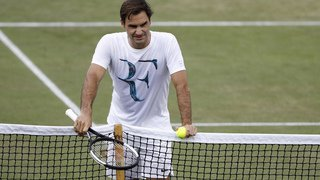 Wimbledon: Federer épargné au 1er tour, Wawrinka affrontera Dimitrov