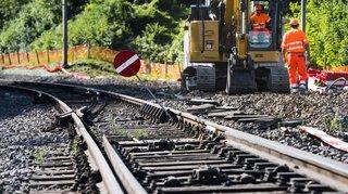 Réouverture de la ligne Delémont-Delle après six semaines