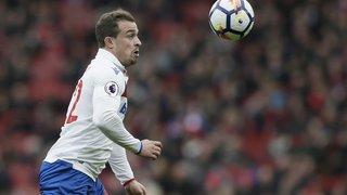 Angleterre: Shaqiri critiqué par un ancien coéquipier après son transfert à Liverpool