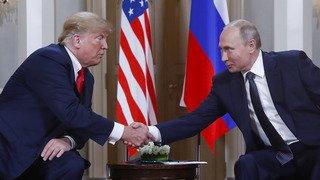 """Sommet Trump - Poutine à Helsinki: un """"très bon début"""", selon Trump"""