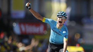 Tour de France: Magnus Cort Nielsen s'offre sa première victoire lors de la 15e étape