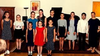 Triomphes allemands chez les jeunes virtuoses