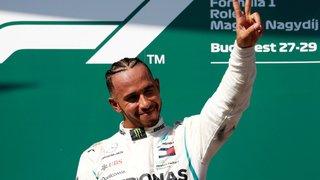 Lewis Hamilton accroît son avance