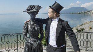 Neuchâtel : en promenade avec les fantômes de la Belle époque