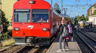 Fermeture de la ligne ferroviaire dans le vallon de Saint-Imier