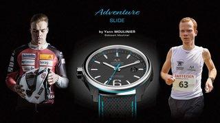 Le Chaux-de-Fonnier Julien Fleury allie passion de l'horlogerie et du sport