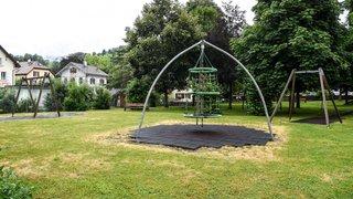 Val-de-Travers: des nouvelles places de jeux pour favoriser l'activité physique
