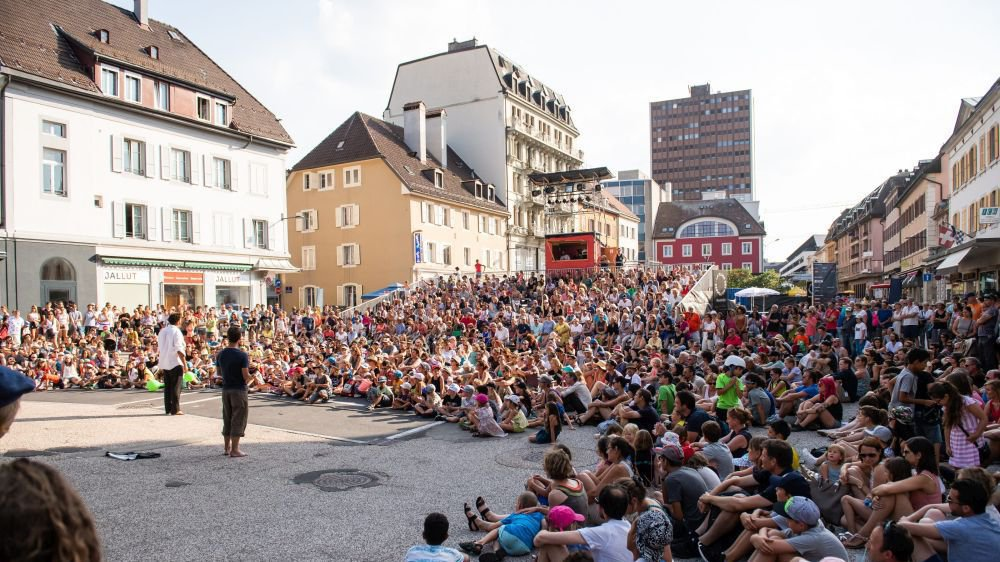 Les Suisses ont-ils conscience de l'importance de la scène culturelle des Montagnes neuchâteloises? Ici, La Plage des Six-Pompes.