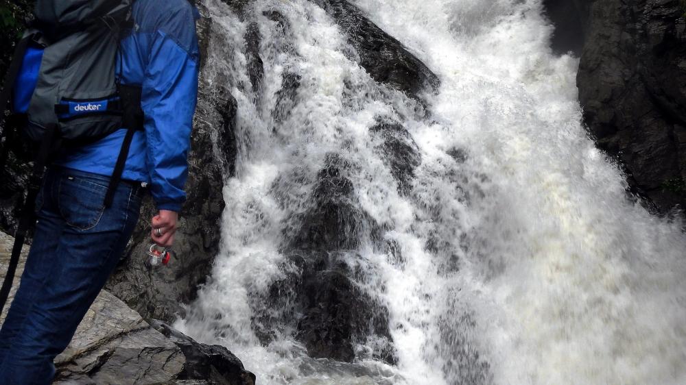 Les randonneurs apprendront tout des origines du ruisseau.