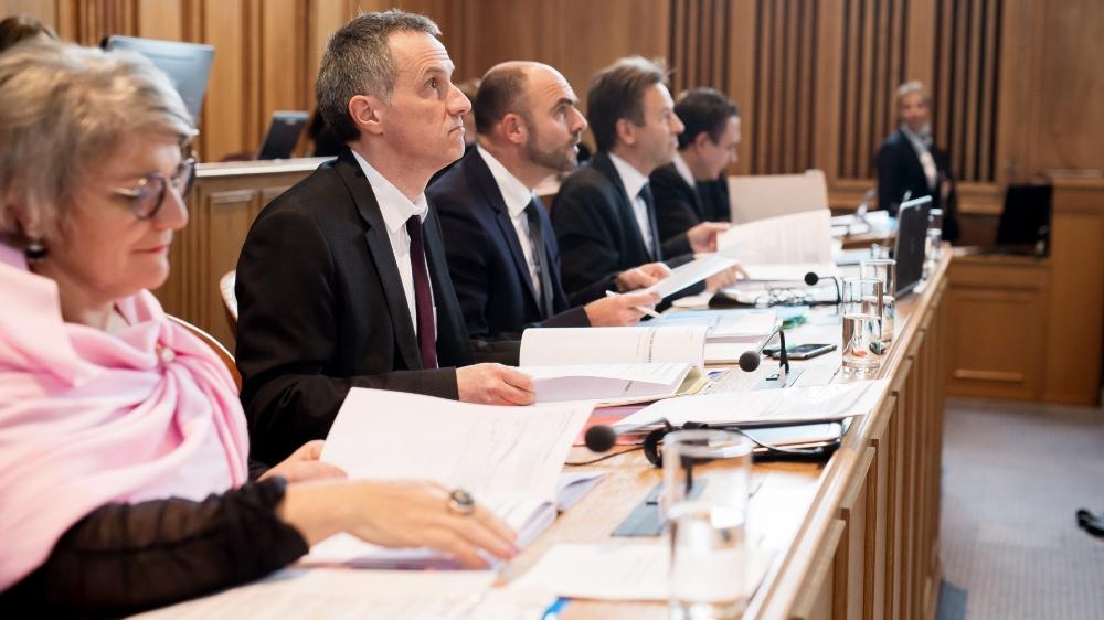 Le 20 décembre 2017, le budget de l'Etat pour 2018 était refusé par les députés.  Une nouvelle version a finalement été votée le 20 février 2018.