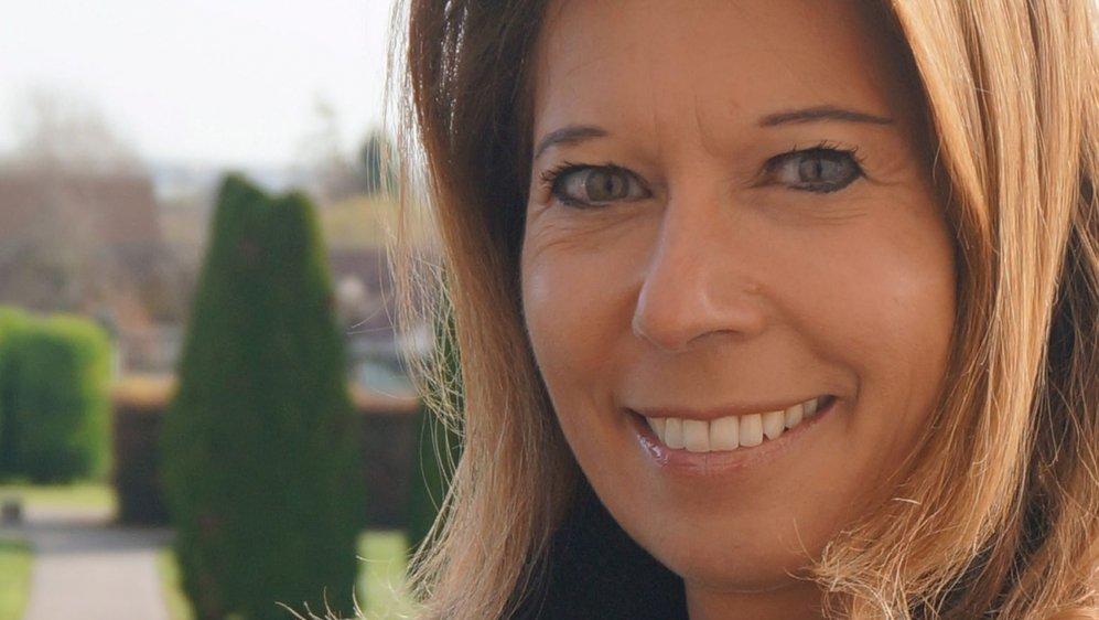 Le sourire de Diana Barbacci Lévy irradie le patinage suisse.