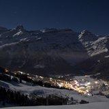 Ski nocturne aux Diablerets