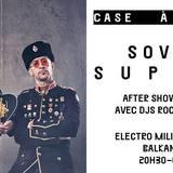 Soviet Suprem - After show gratuit Rock'n'Balkan