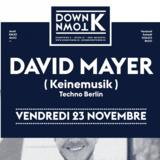 David Mayer (Keinemusik / Berlin)