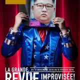 La Grande Revue Improvisée - Février