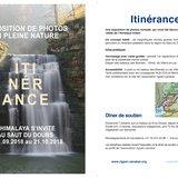 """""""Itinérance"""", expo photos en pleine nature"""